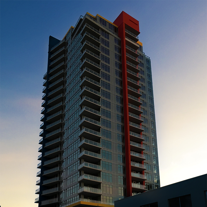 New Apartments for Rent in Calgary at The Arch
