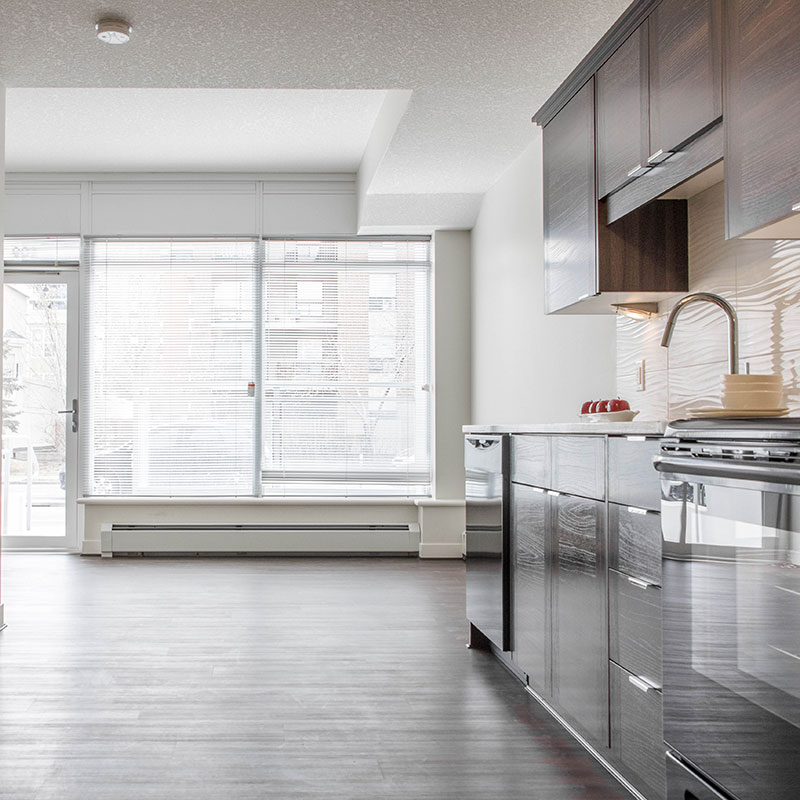 Rent a Townhome in Calgary\'s Historic Beltline - Arch