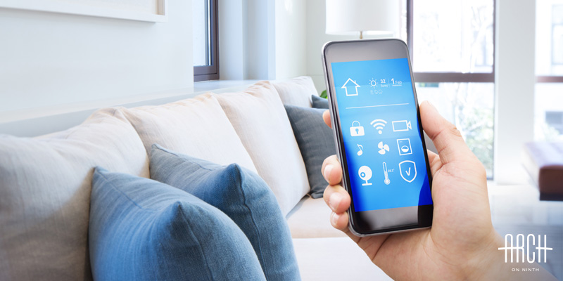 Upgrade your apartment with smart home technology